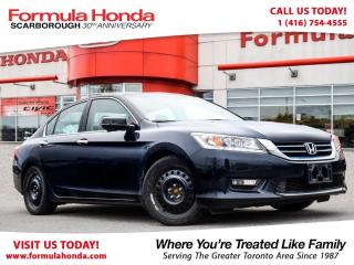 Used 2014 Honda Accord TOURING | TOP OF LINE | PRISTINE CONDITION! for sale in Scarborough, ON
