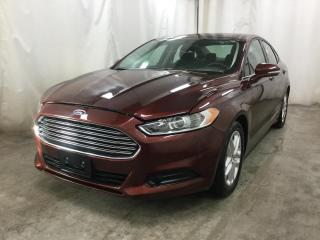 Used 2015 Ford Fusion SE *B.Cam for sale in Winnipeg, MB
