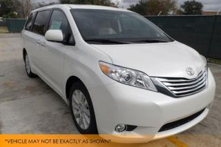 Used 2012 Toyota Sienna XLE 7 Pass Navi Moon Roof Powe for sale in Winnipeg, MB