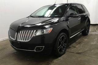 Used 2014 Lincoln MKX AWD Navi Backup Cam Pano Roof for sale in Winnipeg, MB
