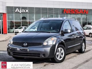 Used 2008 Nissan Quest 3.5 SL at 7 Passenger*AC*Cruise control for sale in Ajax, ON