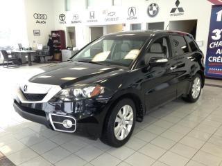 Used 2012 Acura RDX AWD for sale in Sherbrooke, QC
