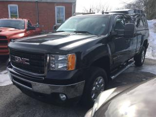 Used 2012 GMC Sierra 2500 HD SLE  4X4  DURAMAX  DIESEL for sale in Belmont, ON
