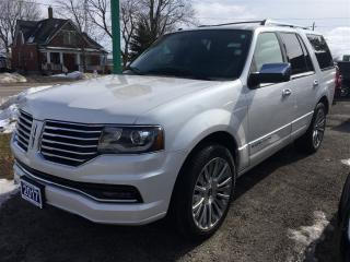 Used 2017 Lincoln Navigator SELECT  ***SOLD*** for sale in Belmont, ON