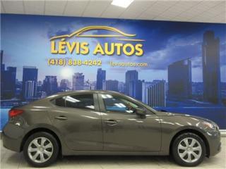 Used 2014 Mazda MAZDA3 GX for sale in Levis, QC