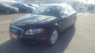 Used 2008 Audi A4 2.0T SLine for sale in Barrie, ON