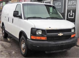 Used 2010 Chevrolet Express Cargo Van for sale in Etobicoke, ON