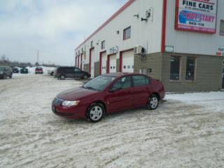 Used 2007 Saturn Ion Sedan ION.2 Midlevel for sale in Sudbury, ON