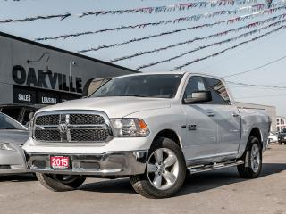 Used 2015 Dodge Ram 1500 SLT for sale in Oakville, ON