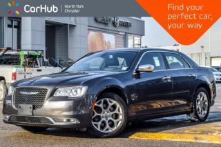 Used 2017 Chrysler 300 C Platinum AWD|Sunroof|Nav|Leather|HeatSeats|BackUpCam|18