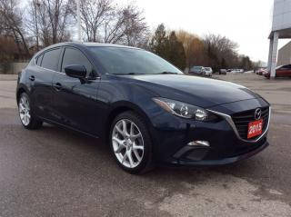 Used 2015 Mazda MAZDA3 GS for sale in Milton, ON