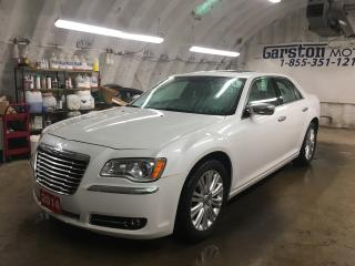 Used 2014 Chrysler 300 C*AWD*HEMI*NAVIGATION*PANORAMIC SUNROOF**LEATHER*BACK UP CAMERA*HEATED SEATS FRONT/REAR*HEATED STEERING WHEEL*COOLED FRONT SEATS*HEATED/COOLED CUP HOL for sale in Cambridge, ON