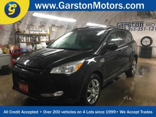 Used 2013 Ford Escape SE 4WD*NAVIGATION*LEATHER*PANORAMIC SUNROOF*MICROSOFT SYNC PHONE CONNECT*HEATED FRONT SEATS*POWER DRIVER SEAT* for sale in Cambridge, ON