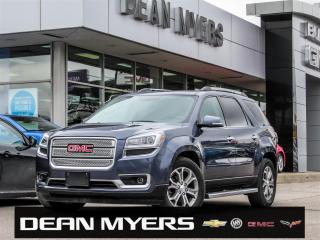Used 2014 GMC Acadia for sale in North York, ON