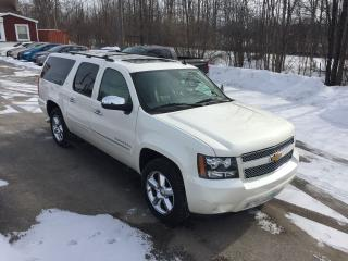 Used 2011 Chevrolet Suburban LTZ for sale in Perth, ON