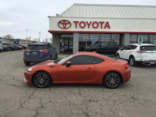 Used 2017 Toyota 86 for sale in Cambridge, ON
