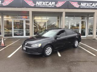 Used 2015 Volkswagen Jetta 2.0L TRENDLINE AUT0 A/C BACKUP CAMERA 78K for sale in North York, ON