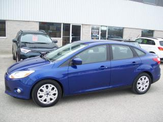 Used 2012 Ford Focus SE for sale in Guelph, ON