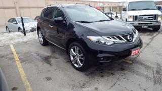 Used 2011 Nissan Murano LE/NAVI/BACKUP CAMERA/IMMACULATE$11999 for sale in Brampton, ON
