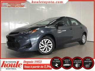 Used 2018 Toyota Corolla LE CVT for sale in Pointe-aux-trembles, QC