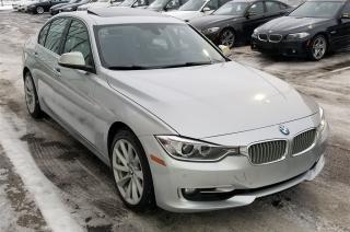 Used 2014 BMW 328 Premium Pkg for sale in Dorval, QC