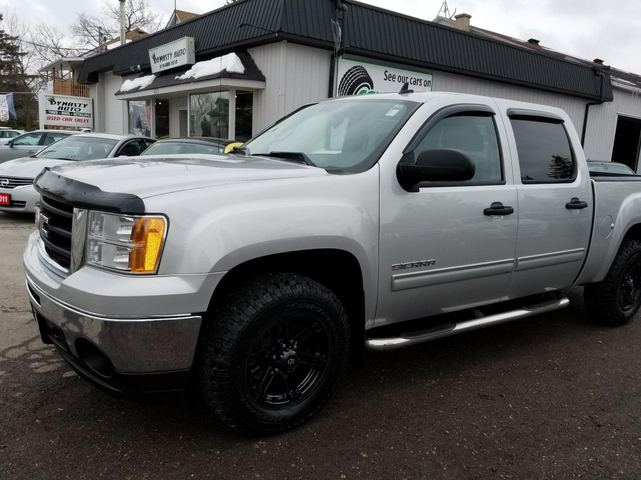 used 2010 gmc sierra 1500 sle for sale in bloomingdale ontario. Black Bedroom Furniture Sets. Home Design Ideas