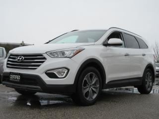 Used 2015 Hyundai Santa Fe XL WARRANTY TO 140,000 / ONE OWNER for sale in Newmarket, ON