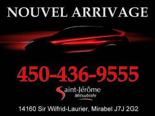 Used 2014 Mitsubishi Lancer Sportback AUTO TOIT OUVRANT TITANE for sale in Mirabel, QC