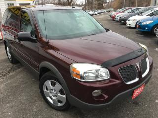 Used 2009 Pontiac Montana w/1SA / Auto / 7-Passenger / Fog Lights / LOW KMS for sale in Scarborough, ON