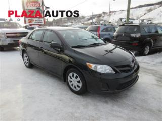 Used 2013 Toyota Corolla CE M5 for sale in Boischatel, QC