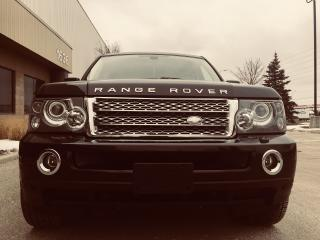 Used 2008 Land Rover Range Rover Sport HSE Super Charge for sale in Mississauga, ON