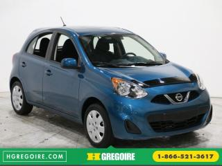 Used 2016 Nissan Micra SV A/C GR ELECT for sale in Saint-leonard, QC
