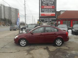 Used 2008 Hyundai Accent GLS LOADED for sale in Scarborough, ON