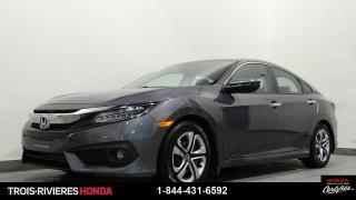 Used 2016 Honda Civic Touring cuir GPS mags for sale in Trois-rivieres, QC