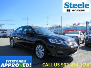 Used 2014 Honda Accord EX-L leather sunroof backup camera loaded!! for sale in Halifax, NS