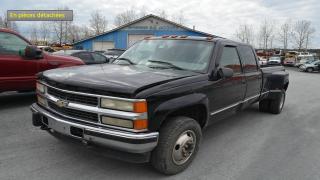 Used 2000 Chevrolet Silverado 3500 UNE CHANCE DE GAGNER $$$10 000$$$ CASH for sale in St-Georges-Est, QC