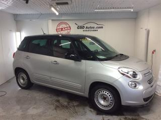 Used 2014 Fiat 500 L Sport for sale in L'ancienne-lorette, QC