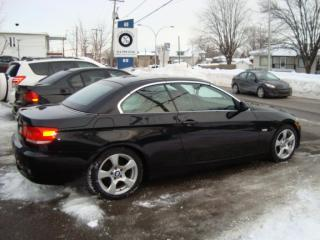 Used 2009 BMW 335i 328i Cabriolet for sale in Sainte-therese, QC