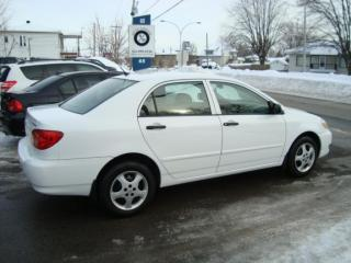 Used 2005 Toyota Corolla CE for sale in Sainte-therese, QC