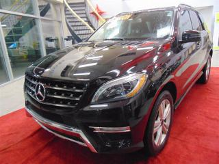 Used 2013 Mercedes-Benz ML-Class Ml 350 Awd T.équipé for sale in Salaberry-de-Valleyfield, QC