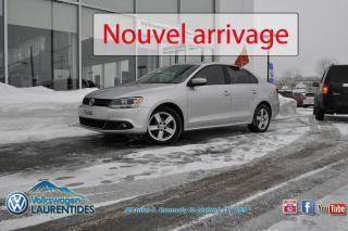 Used 2011 Volkswagen Jetta COMFORTLINE*TDI*TOIT*MAGS* for sale in Saint-jerome, QC