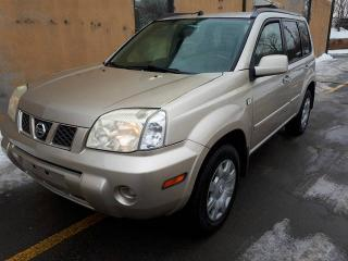 Used 2006 Nissan X-Trail 4x4 for sale in Laval, QC