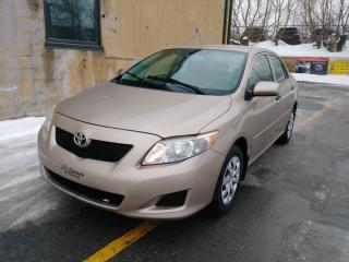 Used 2009 Toyota Corolla for sale in Laval, QC