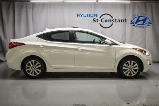Used 2014 Hyundai Elantra Gls A/c, Bluetooth for sale in Saint-constant, QC