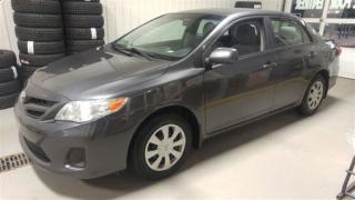 Used 2013 Toyota Corolla Ce équipée for sale in Gatineau, QC