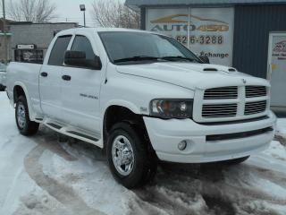 Used 2003 Dodge Ram 2500 ****4X4/ 2500/ LARAMIE**** for sale in Longueuil, QC