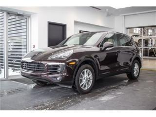Used 2016 Porsche Cayenne DIESEL for sale in Laval, QC