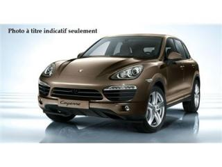 Used 2014 Porsche Cayenne Platinum Edition for sale in Laval, QC