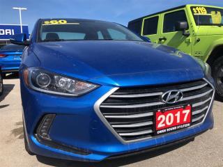 Used 2017 Hyundai Elantra - for sale in Owen Sound, ON