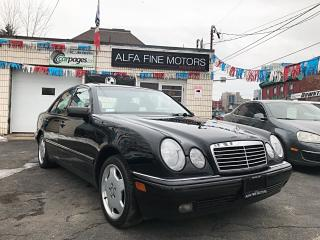 Used 1999 Mercedes-Benz E320 4Matic SUPER LOW KM!! AWD ((CERTIFIED)) for sale in Hamilton, ON